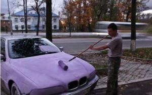 Car Paint Fail - 02