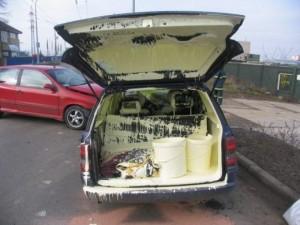 Car Paint Fail - 05